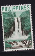 Philippinas 1959, Waterfall, Minr 643-c (perfs 12) MNH. Cv 8,50 Euro - Philippines