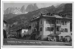 Campitello Di Fassa (Trento). Albergo Placidia. - Trento