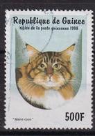 Guinee 1998, Cat, Minr 1776, Used. - Guinea (1958-...)