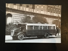 Autobus - Postales