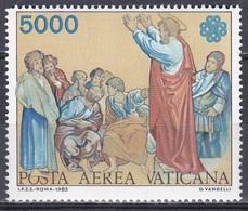 Vatikan Vatican 1983 Kunst Arts Kultur Culture Gemälde Paintings Raffael Paulus Weltkommunikationsjahr, Mi. 843 ** - Ungebraucht