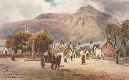 """H.B.Wimbush.Bonnie Scotland. Perthshire. Kinloch Rannoch"" Tuck Oilette PC # 7809 - Tuck, Raphael"