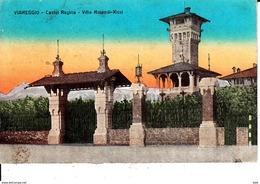 Italie : Viareggio : Castel Reregina : Villa Rolandi - Ricci . - Lucca