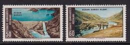 Turkey 1966, Complete Set, MNH - Unused Stamps