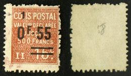 COLIS POSTAUX N° 58 Oblit Cote 5€ - Used