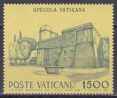 Vatikan Vatican 1984 Wissenschaft Science Astronomie Astronomy Sternwarte Observatory Castelgandolfo, Mi. 851 ** - Ungebraucht