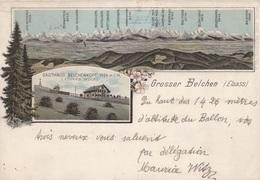 GROSSER BELCHEN // Elsass - Freiburg I. Br.