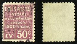 COLIS POSTAUX N° 73 Oblit TB Cote 5€ - Used
