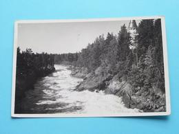 IMATRA ( Foto : Albin Aaltonen ) Anno 1958 ( See / Zie Photo ) ! - Finlande