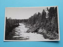 IMATRA ( Foto : Albin Aaltonen ) Anno 1961 ( See / Zie Photo ) ! - Finlande