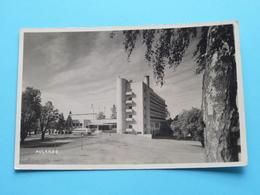 AULANKO ( Foto : A. Pietinen ) Anno 19?? ( See / Zie Photo ) ! - Finland