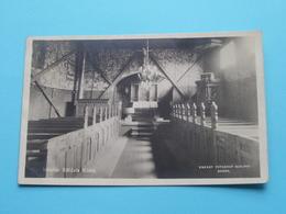 Interior Röldals Kirke ( Foto : Kjolvik-Sauda ) Anno 1936 ( See / Zie Photo ) ! - Norvège