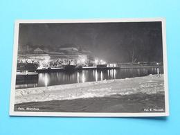 Oslo AKERSHUS ( Foto : K. Harstad ) Anno 1937 ( See / Zie Photo ) ! - Norwegen