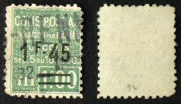 COLIS POSTAUX N° 92 Oblit Cote 42€ - Used