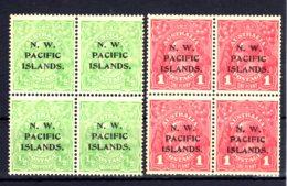 AUSTRALIA N.W. PACIFIC ISLANDS 1915/22 - 1913-36 George V: Heads