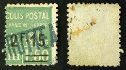 COLIS POSTAUX N° 93 Oblit Cote 42€ - Used