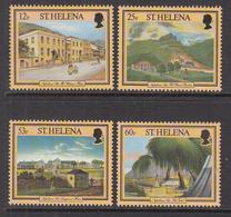 1996 St Helena Napoleonic Sites Complete Set Of  4 MNH - Saint Helena Island