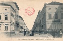 CPA - Belgique - Brussels - Bruxelles - Schaerbeek - Chaussée D'Haecht - Schaarbeek - Schaerbeek