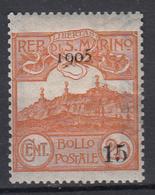 SAN MARINO - Michel - 1905 - Nr 46 (MOOI) - MH* - Saint-Marin