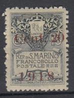 SAN MARINO - Michel - 1918 - Nr 52 - MNH** - Saint-Marin
