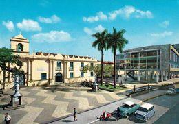 1 AK Honduras * Hauptstadt Tegucigalpa Mit Der Kirche La Merced Und Dem Palacio Legislativo - Krüger Karte * - Honduras
