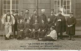 PARIS - 13 Faubourg Montmartre - Le Foyer Du Blessé - Oeuvre D'assistance Aux Blessés Militaires N°2 - Guerre 1914-18