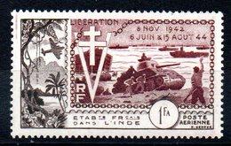 INDE - YT PA N° 22 - Neuf ** - MNH - Cote: 11,40 € - Indien (1892-1954)