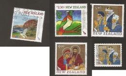 Nueva Zelanda 2009 Used - New Zealand