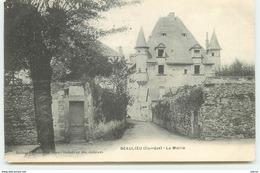 BEAULIEU - La Mairie - Francia