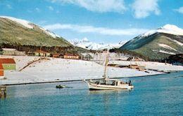 1 AK Chile * Puerto Williams Südlichste Stadt Der Welt Und Hauptstadt Der Provinz Antártica Chilena - Canal Beagle * - Chile