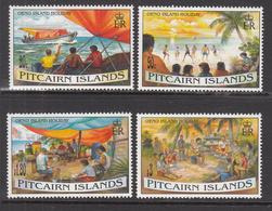 1995 Pitcairn Island Oeno Island Vacation Complete Set Of  4 MNH - Pitcairn Islands
