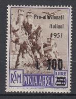 SAN MARINO - Michel - 1951 - Nr 463 - MH* - Poste Aérienne