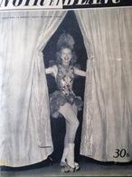 1948 PATIN À ROULETTES.- TIR À L'ARC.- ÉGYPTE VALLÉE DES ROIS - Journaux - Quotidiens