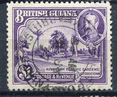 GUYANE BRITANNIQUE - N° 154 OBL.. - TB - Britisch-Guayana (...-1966)