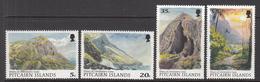 1998 Pitcairn Island Views Complete Set Of 4 MNH - Pitcairn Islands