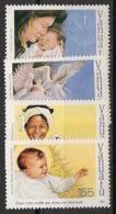Vanuatu - 1988 - N°Yv. 818 à 821 - Noel - Neuf Luxe ** / MNH / Postfrisch - Vanuatu (1980-...)