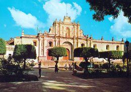 1 AK Guatemala * Ehem. Kathedrale San José In Der Ehemaligen Hauptstadt Antigua Guatemala - Seit 1979 UNESCO Welterbe - Guatemala