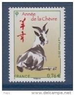2015-N°4926**ANNEE DE LA CHEVRE - France
