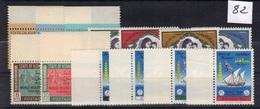 Koweit - Kuwait 1964 Yvert 232/34 - 235/38 - 239/40 - 241/44 Neufs** MNH (82) - Kuwait
