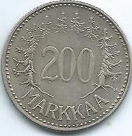 Finland - 1957 - 200 Markkaa - KM42 - Finland