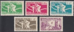 Colonies Générales - N° 60 à 64 (YT) Neufs **. - France (ex-colonies & Protectorats)