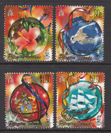 2005 Pitcairn Island Christmas Noel   Complete Set Of 4 MNH - Pitcairn Islands