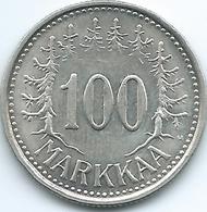 Finland - 1957 - 100 Markkaa - KM41 - Finland