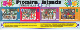 1979 Pitcairn Island Island Youth Year  Complete Set Of 1 Souvenir Sheet  MNH - Pitcairn Islands