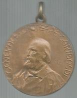 Garibaldi, Caprera 1861-1961, Centenario Unità D'Italia, Assoc. Veterani E Reduci Garibaldini, Ae., Gr. 15, Cm. 3,5. - Italia