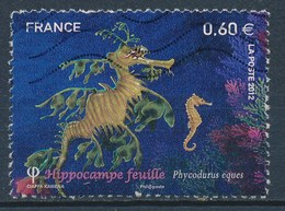 France - Hippocampe Feuille YT 4647obl. Ondulations - Oblitérés