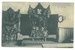 UK 63 - 16543 CZERNOWICZ, Bukowina, Commemoration Of The Poet Schiller - Old Postcard - Used - 1908 - Ukraine
