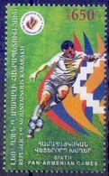 Used Armenia - Karabakh 2015, Pan-Armenian Games - Football Player 1V. - Armenia