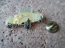 PIN'S  VOITURE CITROEN - Citroën