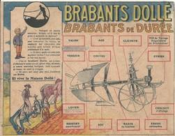 - 70 -   Ancien BUVARD Très Rare De La Maison DOLLE, Grand Format 22x17,5 - Altri Comuni